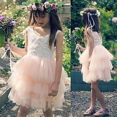 Girls Tutu Sequin birthday party Wedding Flower girl Dress sequin first vintage