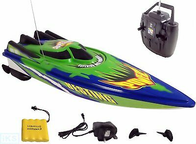 Rechargeable Radio Remote Control Boat Twin Engine Twin Motor High Speed Boat