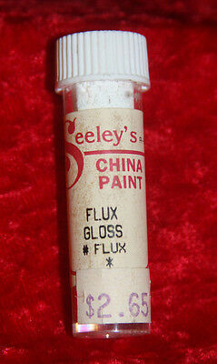 Seeley's China Paint - FLUX -  Gloss - NEW (46)