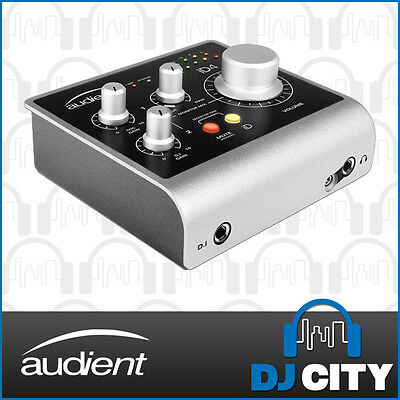 Audient iD4 Premium Studio USB Audio Interface 2in 2out Soundcard