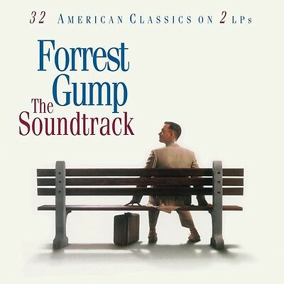 Ost/ Various-Forrest Gump-Vinyl Maxi (2) At The Movies New