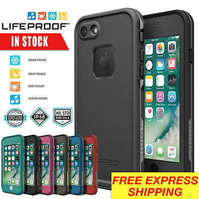 iPhone 7 7 Plus Lifeproof Case 6 6s For Apple Genuine FRE Shock Waterproof Cover