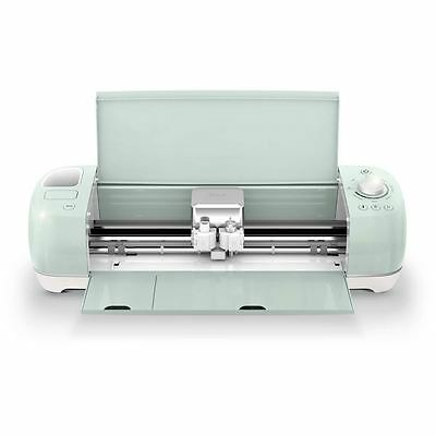 Mint Cricut Explore Air 2 Die Cutting Machine Wireless Bluetooth Scrapbook Craft