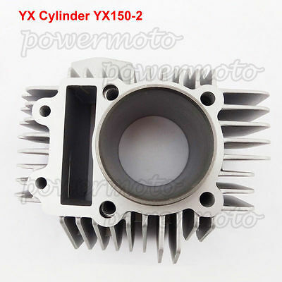 OEM 60mm YX150 Cylinder Bore  Fit Dirt Pit Bike YX 150cc 2 Valve Oil Cooled