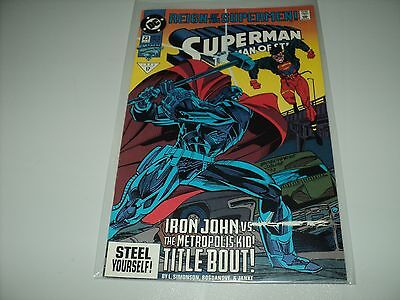 Superman The Man of Steel Issue 23