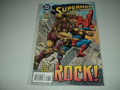 Superman The Man of Tomorrow Issue 8