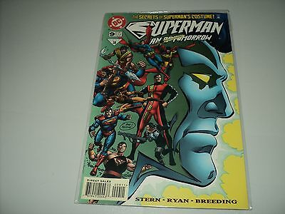 Superman The Man of Tomorrow Issue 9