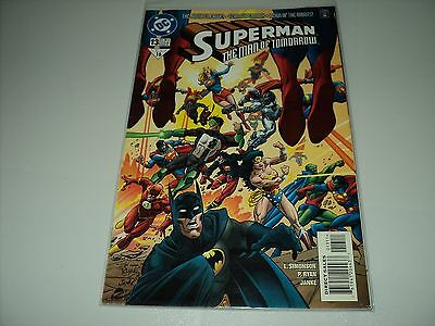 Superman The Man of Tomorrow Issue 13