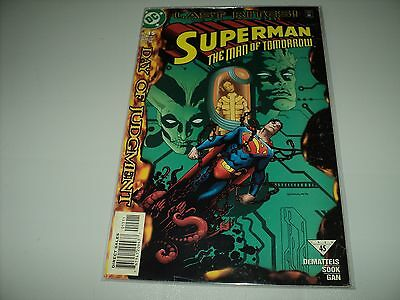 Superman The Man of Tomorrow Issue 15