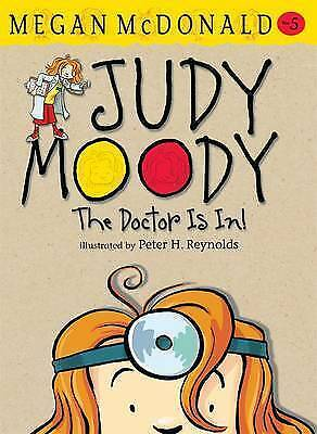 Judy Moody: The Doctor Is In!, McDonald, Megan, New Book-F003