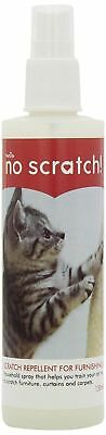 Petlife Cat No Scratch Repellant 150ml Stops Cats & Kittens Scratching Furniture
