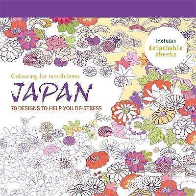 Japan: 70 Designs to Help You De-Stress by Octopus Publishing Group-F045