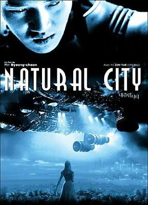 Natural City - Edition simple - 1 DVD - NEUF - VERSION FRANÇAISE