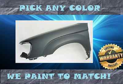 Left Drivers Side Fender for 2014-2016 Subaru Forester Pre-Painted to Match