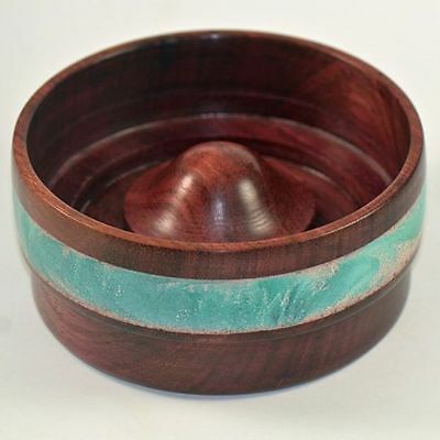 Purpleheart Surf and Sand Bowl