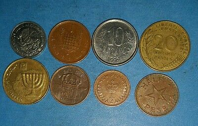 Lot of World Coins  ID #37-5