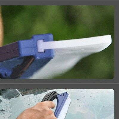 Blue Squeegee Tools  With Handle For Home Car Auto Tint Window Film Tint Tools