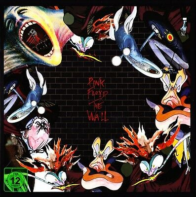 Pink Floyd: The Wall Immersion Box 6 CD + DVD