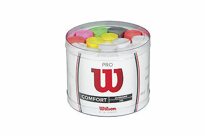 Wilson Pro Overgrip Comfort Bucket 60 Assorted (52814K)