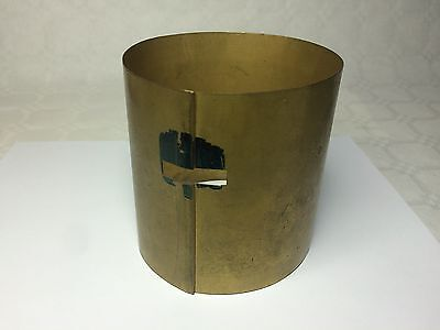 Brass Housing Suitable For A French Drum Movement / French clock Movement Part