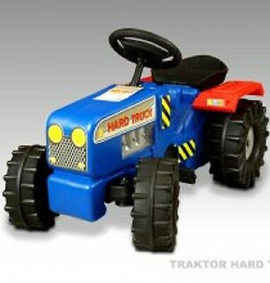 pedal tractor HARD TRUCK