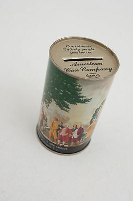 American Can Company Canco Thomas Jefferson Declaration Independence Bank (D5L)