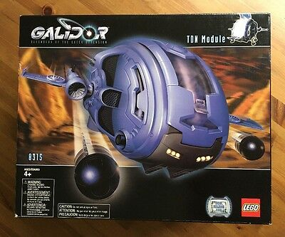 NEW LEGO Galidor TDN Module Defenders of the Outer Dimensions #8315 FREE SHIPPIN