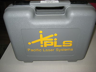 Brand New Pacific Laser Systems PLS 5 Laser Tool #60541 W/ case