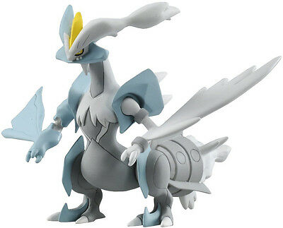 Takaratomy MHP-02 White Kyurem Pokemon Go Moncolle Hyper Size Action Figure Toy