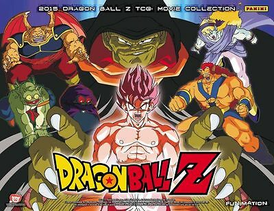 Dragon Ball Z MOVIE COLLECTION Panini 1st Edition Sealed Booster Box DBZ CCG NEW