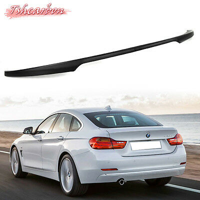 Painted BMW 418d 420d 4-Series F36 Gran Coupe Fastback Rear Trunk Spoiler 2015