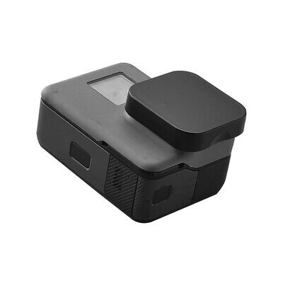 Black Lens Protector Cover Lens Cap For Gopro Hero 5 action Camera Accessories