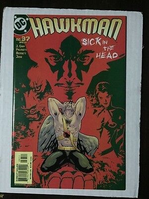 Hawkman #37 (Apr 2005, DC) NM