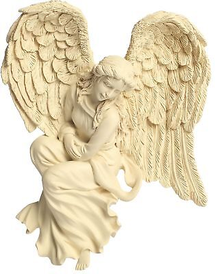 AngelStar 7-Inch and 2-Inch Left Corner Angel Courage