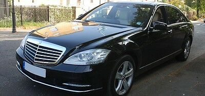 Mercedes S400 AMG HIRE - not for sale - Wedding, Birthday SELF DRIVE HIRE
