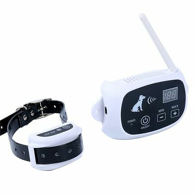 Wireless 1/2/3 Dog Fence  Pet Containment System Rechargeable & Waterproof NEW