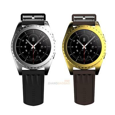 GS3 Bluetooth Smart Wrist Watch Smartwatch Heart Rate Monitor For IOS Android