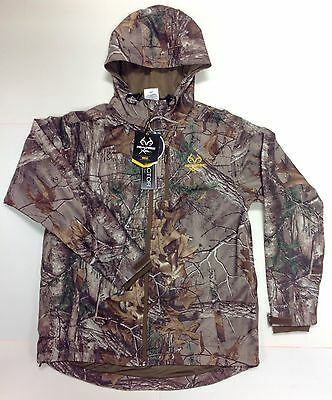 Realtree Xtra Camouflaged Jacket Waterproof Hunting/Shooting/Fishing/Country