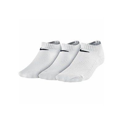 Calcetines Nike – 6 Pack Cotton Non-Cushion No Show blanco/negro