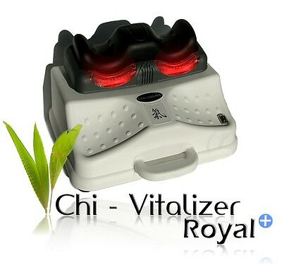 Chi Maschine Vitalizer Royal Chimaschine chimachine 2016