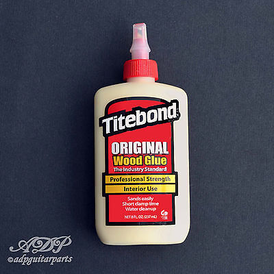 TITEBOND Colle Bois RESINE ALIPHATIQUE 8oz 237ml Original Woodworking Wood Glue