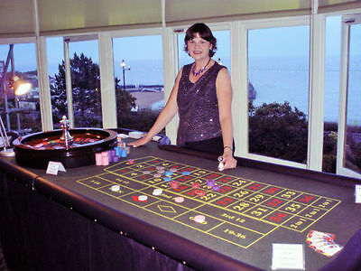 Hire Fun casino tables, Blackjack, Roulette and Poker, for all occasions
