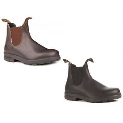 Blundstone Chelsea Leather 500 / 510 Mens Boots All Sizes in Various Colours
