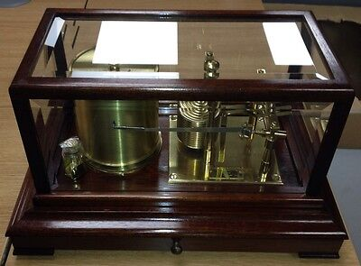 Barograph Scientific Instrument, Antique, By F Darton & Co Ltd