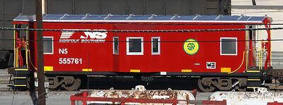 Norfolk Southern Cabooses Decals w/Soaring Logo N171