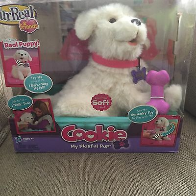 Interactive Cookie My Playful Pup Furreal Friends Hasbro