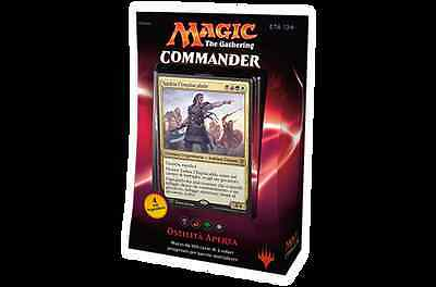 MTG Magic the Gathering Commander deck 2016 - Ostilità Aperta ITALIANO