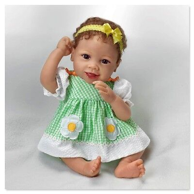 Ashton Drake - ''PUT ON A HAPPY FACE'' Baby Girl Doll by Linda Murray