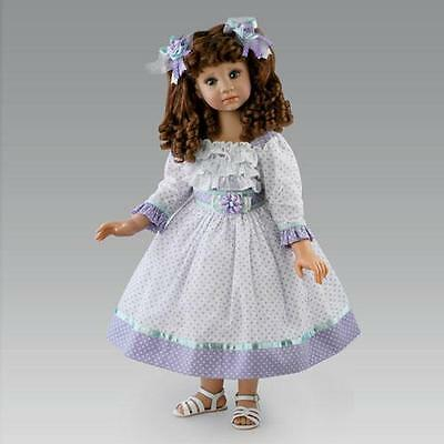 Child doll 25'' Faith ''SEASONS OF INNOCENCE'' by Angela Sutter - Summer