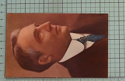 President Calvin Coolidge old postcard